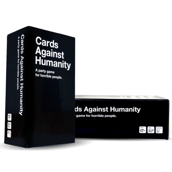 Cards Against Humanity - Cartas contra la Humanidad